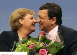 BELGIUM-EU-SUMMIT-PRESIDENCY-MERKEL-BARROSO