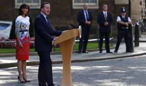 Cameron anuncia su dimisión tras la victoria del Brexit